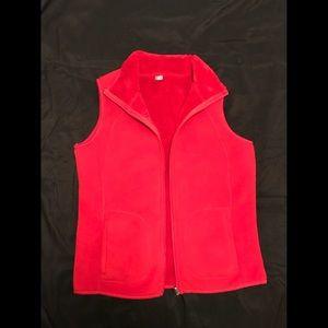 Laura Scott Polyester Reversible Vest
