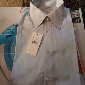 Armani mens dress shirt