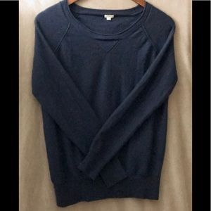 { J.Crew } Women's 100% Merino Wool Size M Sweater