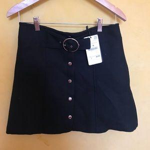 Wool Skirt by Zara