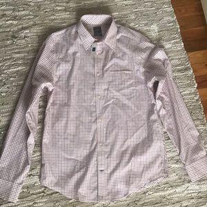 NEW Gap Non-Iron long sleeve men's button up
