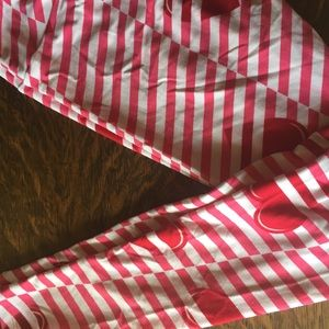 LLR vintage valentines leggings. Hearts 💕 os