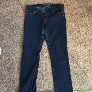 Straight American eagle jeans
