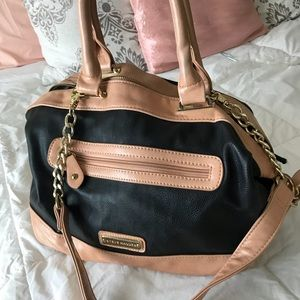 Steve Madden color block purse
