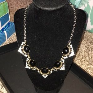 Rory necklace Black