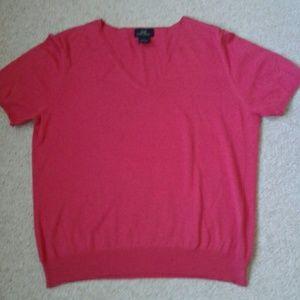 Brooks Brothers 346 Silk Cotton Sweater