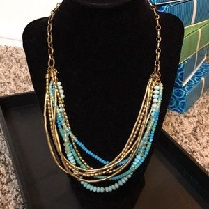 Isa disc necklace