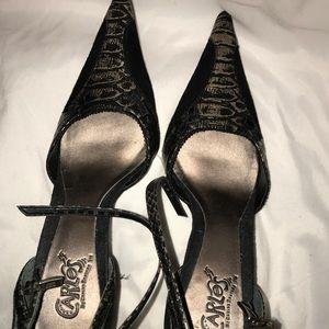 Shoes by Carlos Santana