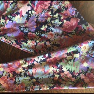 LLR floral 🌺 os leggings