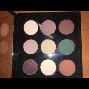 Custom Mac eyeshadow palette. Authentic