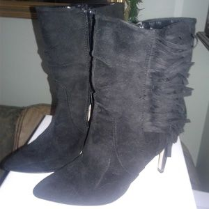 JustFab Posney ankle boots