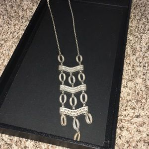 Kimberly Necklace Silver