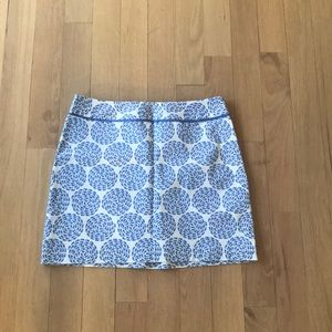 Vineyard Vines blue skirt
