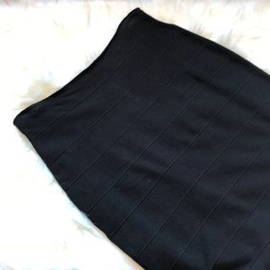 Black Michael Kors Skirt