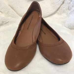 Lucky Brand Emmie flats size 6.5M/36.5