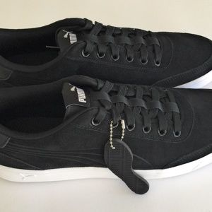 ee1533ec9047 puma Shoes - Puma Court Breaker Sd PumaBlack