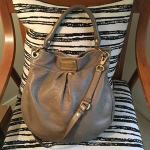 Marc by Marc Jacobs Hillier Hobo taupe
