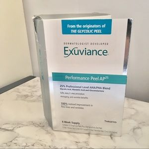 NEW EXUVIANCE Performance Peel AP25