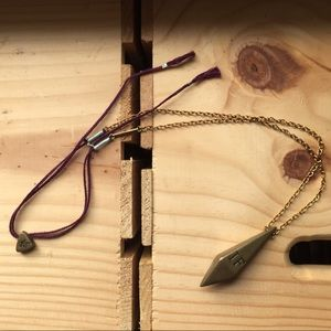 IF:Gathering pendant necklace by Noonday