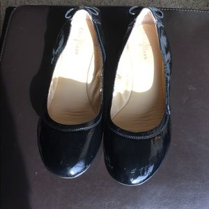Cole Haan Bow Ballet Flats Size 8
