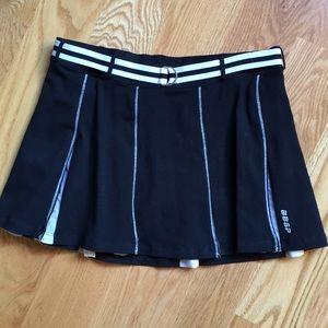 BeBe Sport adorable skirt with built in short