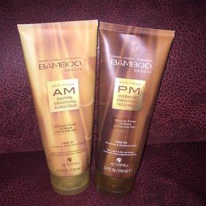 Anti-Frizz day & night smoothing treatment Sephora