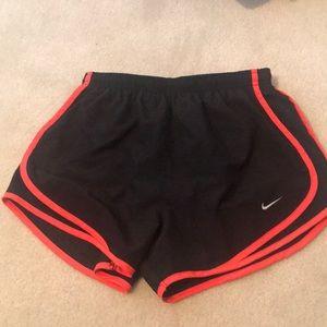 EUC Nike tempo running shorts