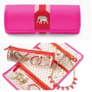 Stella & Dot Roll with it Jewelry travel case