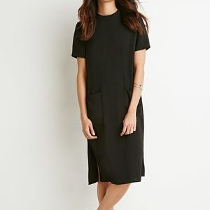 Two Pocket Shift Dress