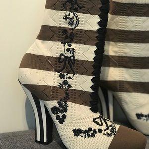 Fendi Sock Boot