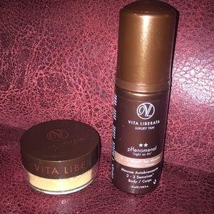 Vita Liberata Luxury Tan set from Sephora NEW