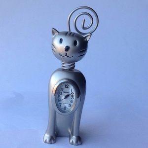 Mini cat figure. Gift item.