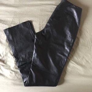 Bebe Leather Pants