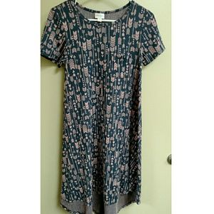 LuLaRoe Carly Dress  ** Arrows **