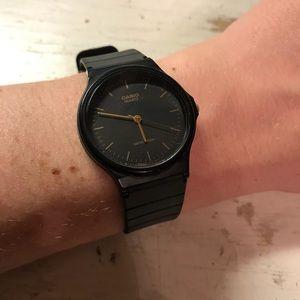 Casio watch ⌚️