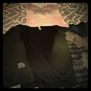 4 med shirts