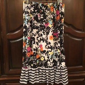 Zadie B's skirt