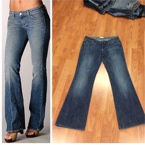 """Paige Stretch """"Laurel Canyon"""" Jeans"""