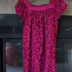 BCBG A-Line Dress