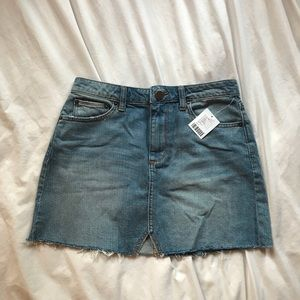 Brand new. Urban Outfitters Denim Skirt