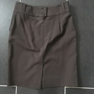 Banana Republic brown skirt size 0