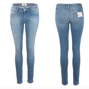 Paige Studded Pocket Jeans