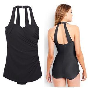 Lands' End women's bathing suit