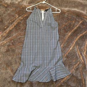 J Crew Dress, Plaid, Size 0