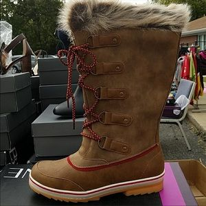 Lane Bryant snow boots