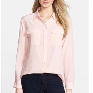 Vince Camuto 100% silk blouse
