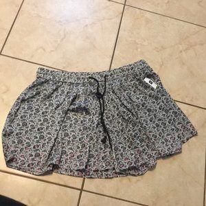 NWT Super cute & comfy Gap drawstring shorts SZ XL