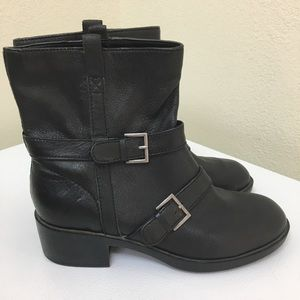 Cole Haan leather ankle boots 💝