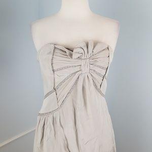 BCBGMAXAZRIA Runway Collection dress