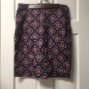 Jcrew pencil skirt - LIKE NEW!
